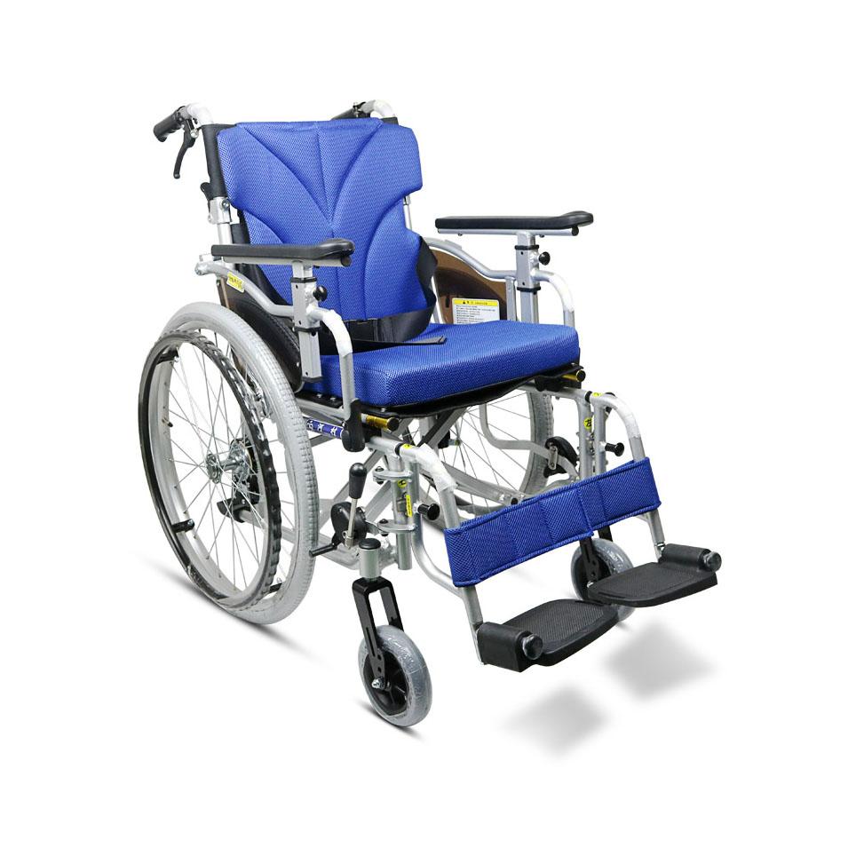 康尚手动轮椅车